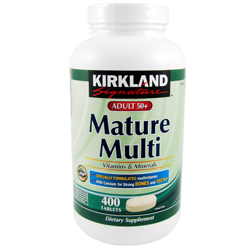 kirkland mature multi